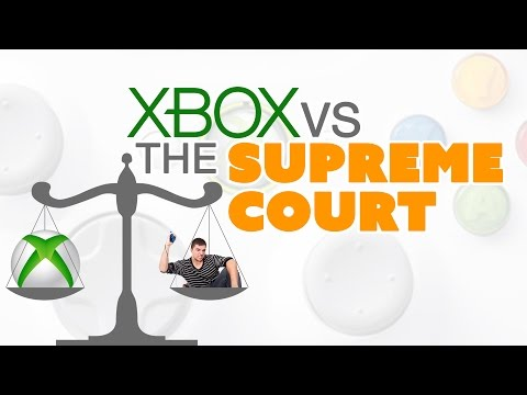 Xbox vs the SUPREME COURT - The Know Game News (видео)