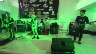 Sweet Aura - Yang Terbaik Bagimu (Parade Band Rock)