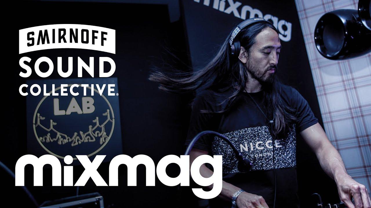 Steve Aoki - Live @ Mixmag Lab 2015