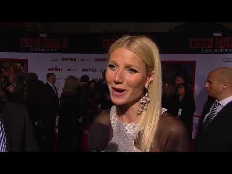 Gwyneth Paltrow - Premiere Gwyneth Paltrow (Anglais)