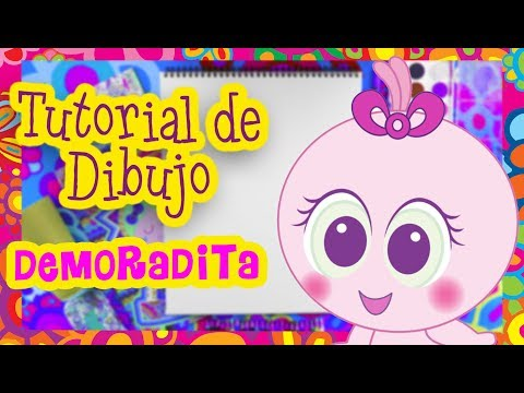 Tutorial De Dibujo Demoradita - Tutorial De Dibujo - Distroller