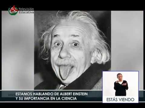 Entrevista sobre las aportaciones de Albert Einstein y Stephen Hawking 14/03/19