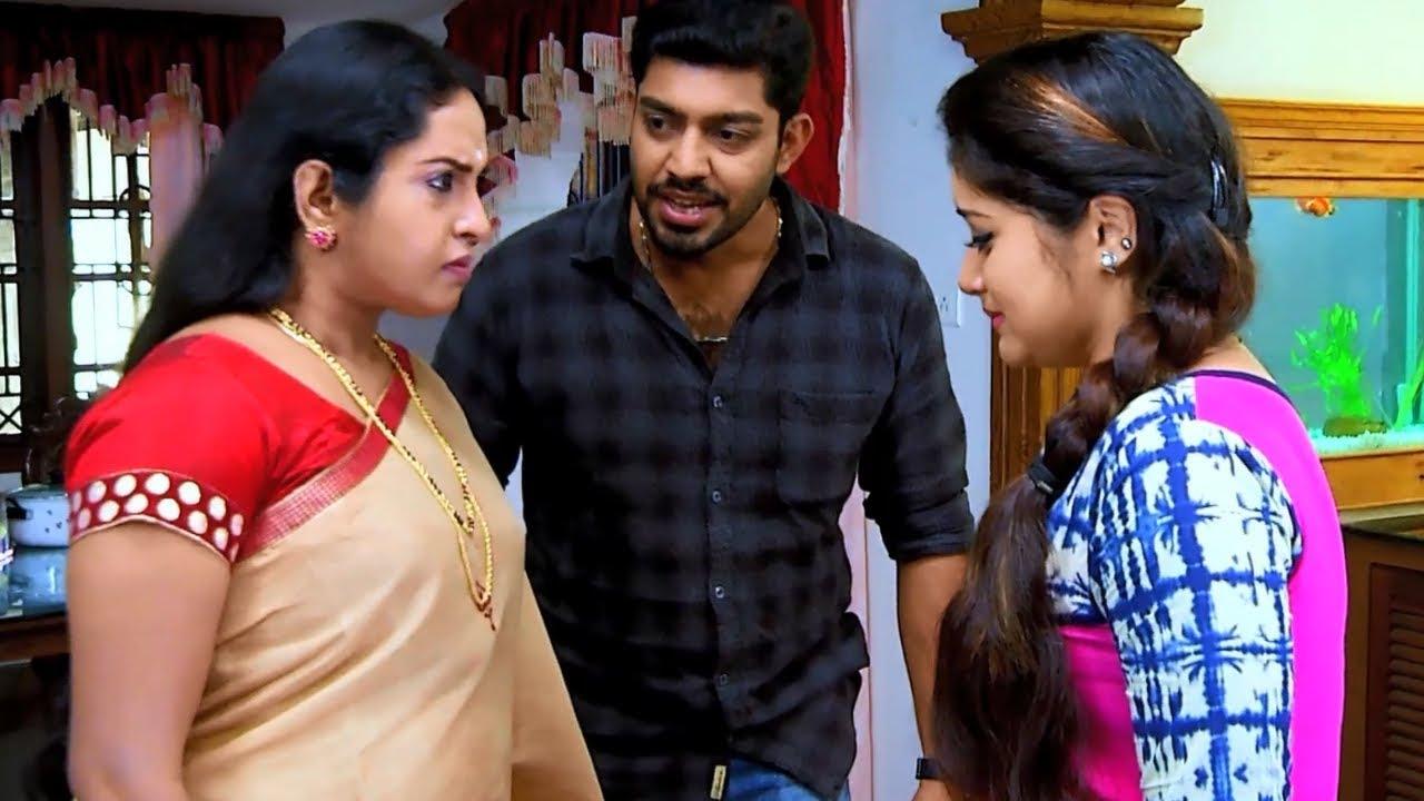 Nokkethaadhoorath August 10,2016 Epi 49 TV Serial