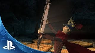 King's Quest - A Knight to Remember Launch Trailer