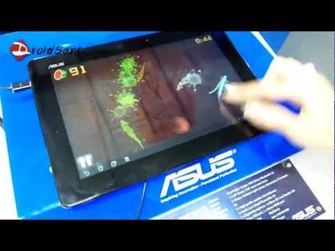 ASUS Memo Pad Smart ME301T, a 10-Inch Jelly Bean Tablet – Video