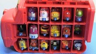 17 Chuggington Trains in Wilson Carry Case