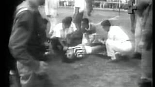 A incrível história de Vasconcelos, cuja contusão em um jogo contra o Corinthians, deu a Pelé, a chance de mostrar seu futebol.