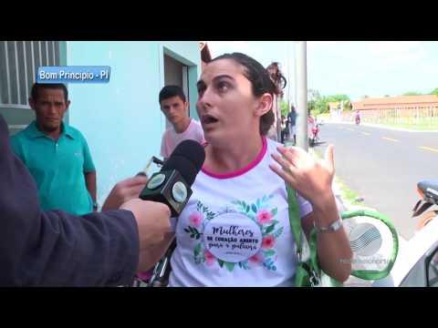 Suspeita de Fraude em concurso na cidade de Bom Principio - PI