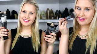 XO BEAUTY BRUSHES REVIEW ♥