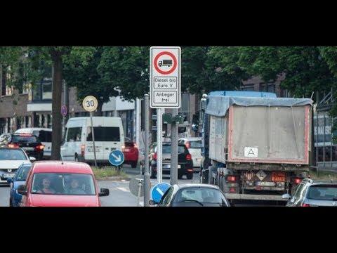 HAMBURG: Dieselfahrverbot und keiner hält sich daran