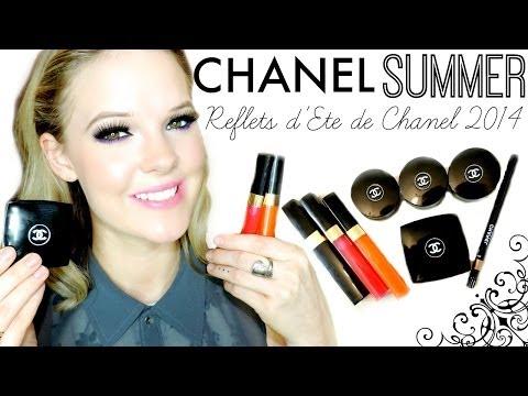 CHANEL SUMMER 2014 HAUL (Reflets d'Ete de Chanel)