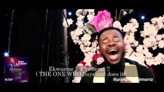Video Prospa Ochimana - Ekwueme feat. Osinachi Nwachukwu (Live Ministration) MP3, 3GP, MP4, WEBM, AVI, FLV Desember 2018