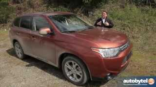 2014 Mitsubishi Outlander Test Drive&Crossover SUV Video Review