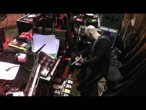 Scott Ian from Anthrax creates his 'Among the Living' TonePrint for TC Electronic's Corona Chorus