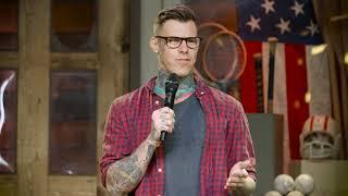 Neck Tattoo vs Mountain Dew | Shayne Smith | Dry Bar Comedy
