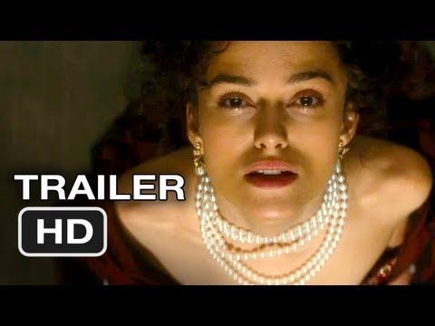 Video Anna Karenina Official Trailer #1 - Keira Knightley Movie HD download in MP3, 3GP, MP4, WEBM, AVI, FLV January 2017