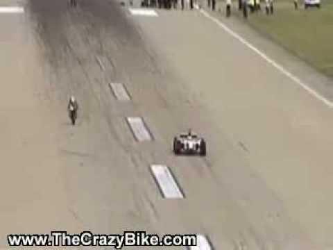 formula 1 vs motocicleta