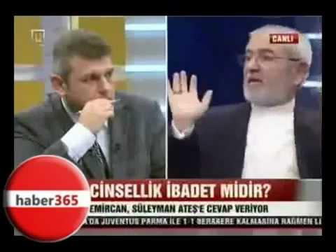 Ali Rıza Demircan'ın Süleyman Ateş Hocaya Cevabı....