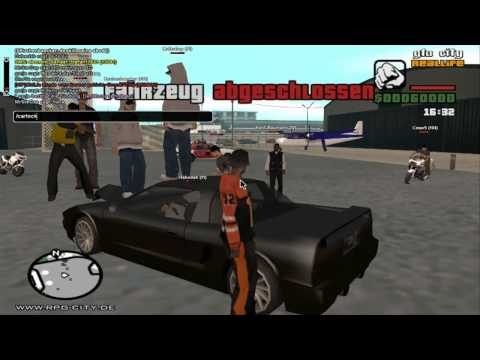 Let's Play Together GTA San Andreas Part #12 (RL-Server/HD/German)