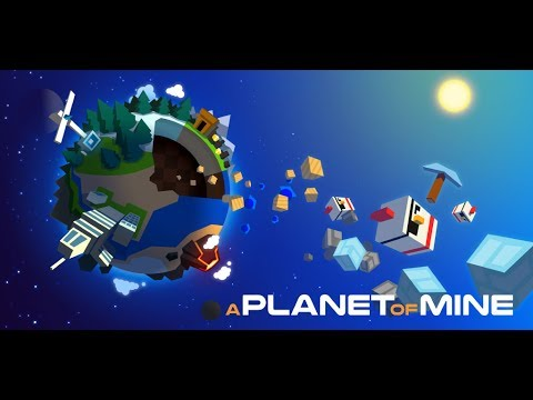 A Planet of Mine gameplay