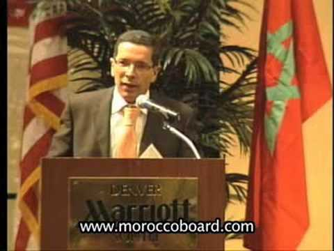 minister Ameur1, Moroccans Abroad