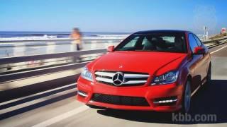 2012 Mercedes-Benz C-Class Video Review - Kelley Blue Book