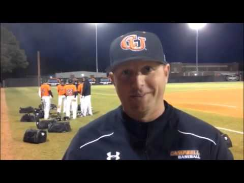 Camels win 9th straight, 9-4 over Bowling Green
