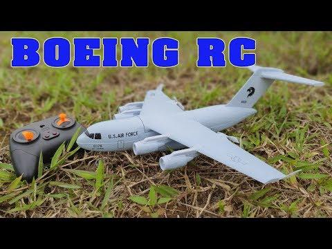 Nâng cấp máy bay Xốp Boeing lên máy bay điều khiển Mini - Thời lượng: 8:08.