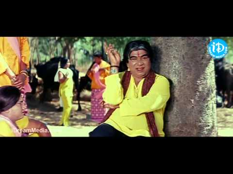 Mada Nice Comedy Scene - Venkat Tho Alivelu Movie