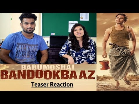 Babumoshai Bandookbaaz Teaser Review | Nawazuddin Siddiqui | latest movie 2017 | Bollywood Tashan