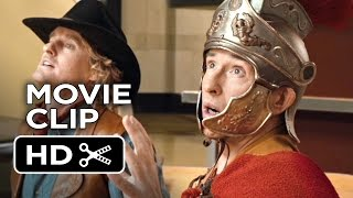 Night at the Museum: Secret of the Tomb Movie CLIP - That's What I Did (2014) - Movie HD