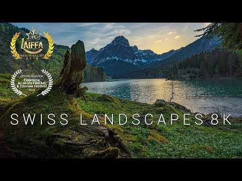You've Never Seen Switzerland Quite Like This...