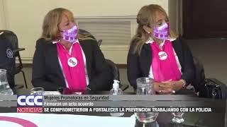 Mujeres Promotoras en Seguridad