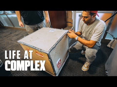 NIKE BLESSED JOE LA PUMA WITH A RIDICULOUS PACKAGE! | #LIFEATCOMPLEX