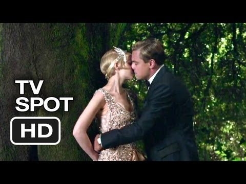 The Great Gatsby TV SPOT - Party Hasn't Stopped (2013) - Leonardo DiCaprio Movie HD Video