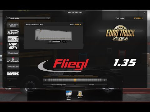 Fliegl SDS350 Mega - Rework v2.13 1.35.x