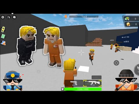 NEW COOLEST Jailbreak update in Blockman GO Beta!! 🤩🤩 (Blockman GO Blocky Mods)