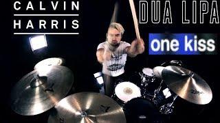 Video Calvin Harris, Dua Lipa - One Kiss (Drum Remix) MP3, 3GP, MP4, WEBM, AVI, FLV Juli 2018