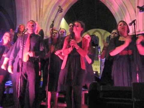 Events Choir at Folly Fest 2013