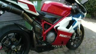 10. Ducati 848 Hayden Replica