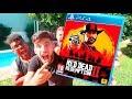 Compre Red Dead Redemption 2 Por Error Broma A Mis Amig