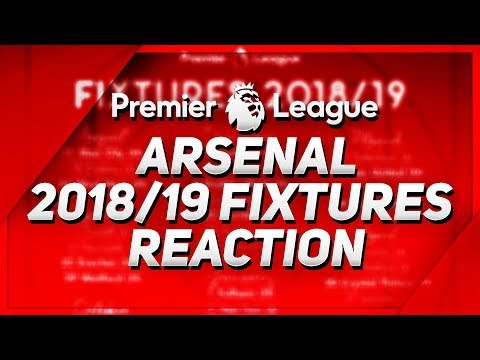 Arsenal's Fixtures 2018/19 Review | 💥AFTV Young Gunz💥