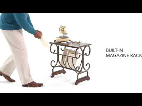 Braunsen T017-329 Chair Side End Table