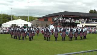 Montgomery United Kingdom  city photos : UK Championships 2015 - Field Marshal Montgomery Pipe Band