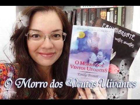 Livro - O Morro dos Ventos Uivantes (Emily Brontë)