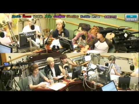 120720 Sukira - Kiss Thie Radio - KTR with Super Junior Part 5/8 [rus.sub]