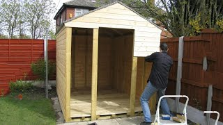 Video Building a shed by yourself MP3, 3GP, MP4, WEBM, AVI, FLV Agustus 2019