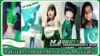 Video Pakistan Independence Day Tik Tok / Musically Videos 14 August 2018. MP3, 3GP, MP4, WEBM, AVI, FLV Agustus 2018