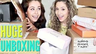 HUGE PR Makeup Unboxing HAUL by Eleventh Gorgeous