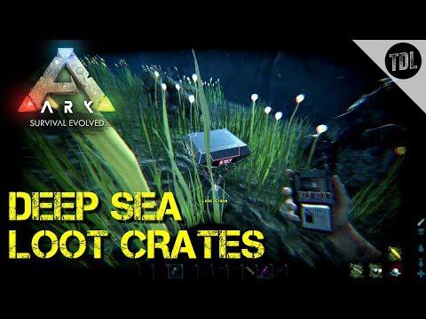 Ragnarok Deep Sea Loot Crates TDL Plays Ark Ragnarok S04E05